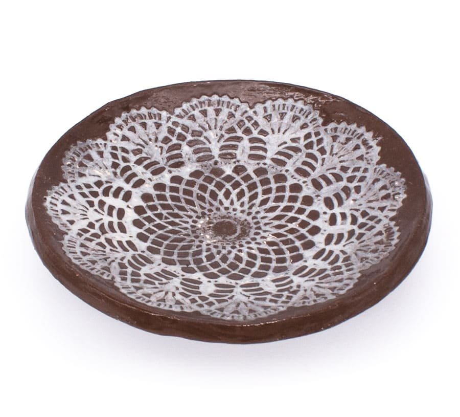 Doily Brown